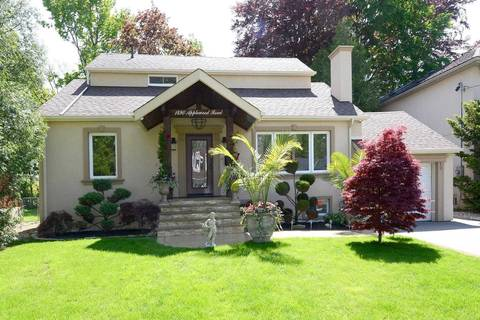 House for sale at 1490 Applewood Rd Mississauga Ontario - MLS: W4474270