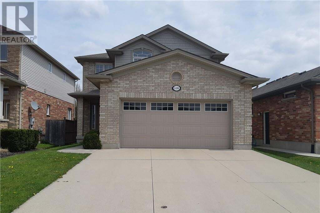 House for rent at 1490 Coronation Dr London Ontario - MLS: 259684