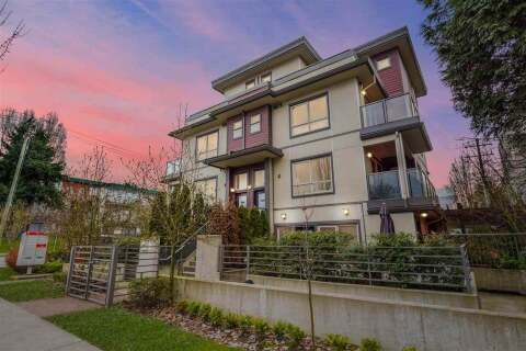 Townhouse for sale at 1490 Broadway  E Vancouver British Columbia - MLS: R2466509