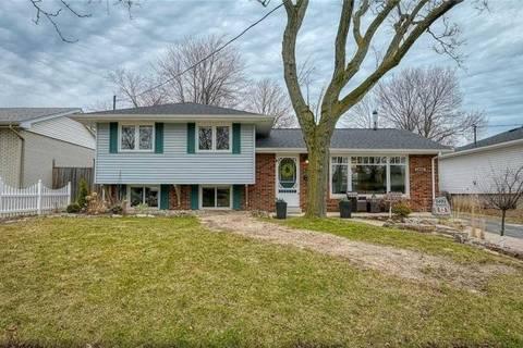 House for sale at 1491 Barnett Dr Burlington Ontario - MLS: W4726161