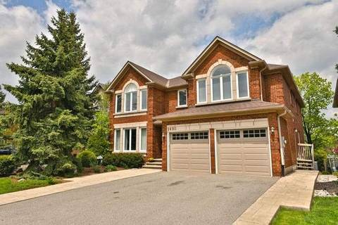 House for sale at 1491 Bayshire Dr Oakville Ontario - MLS: W4461216