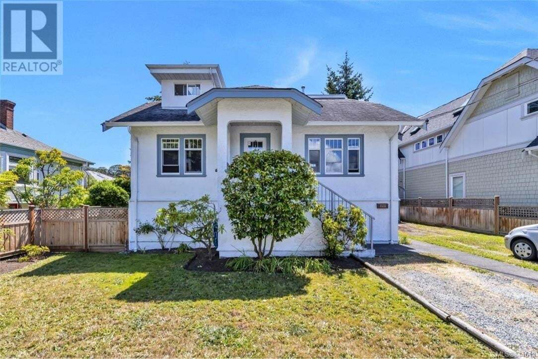 House for sale at 1491 Myrtle  Victoria British Columbia - MLS: 844613