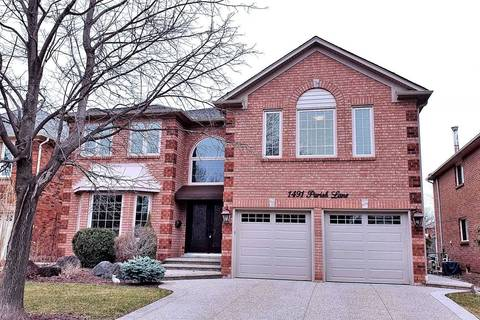 House for sale at 1491 Parish Ln Oakville Ontario - MLS: W4715136