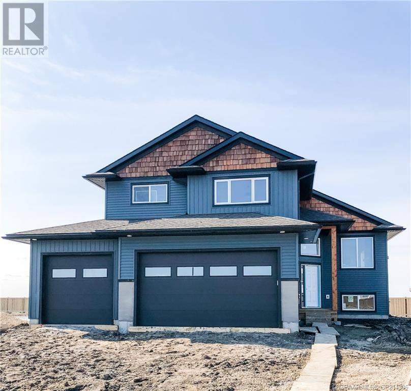 House for sale at 14912 106 St Grande Prairie Alberta - MLS: GP214306