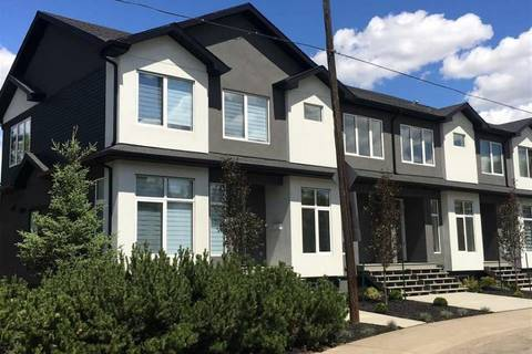 Townhouse for sale at 14916 108 Ave Nw Edmonton Alberta - MLS: E4156107