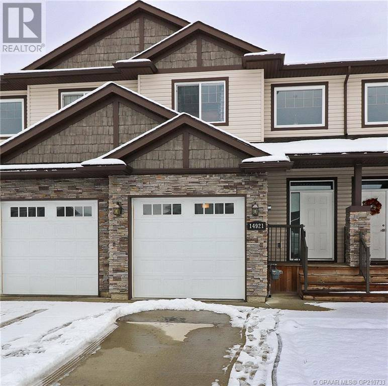 Townhouse for sale at 14921 103 St Grande Prairie, County Of Alberta - MLS: GP210733