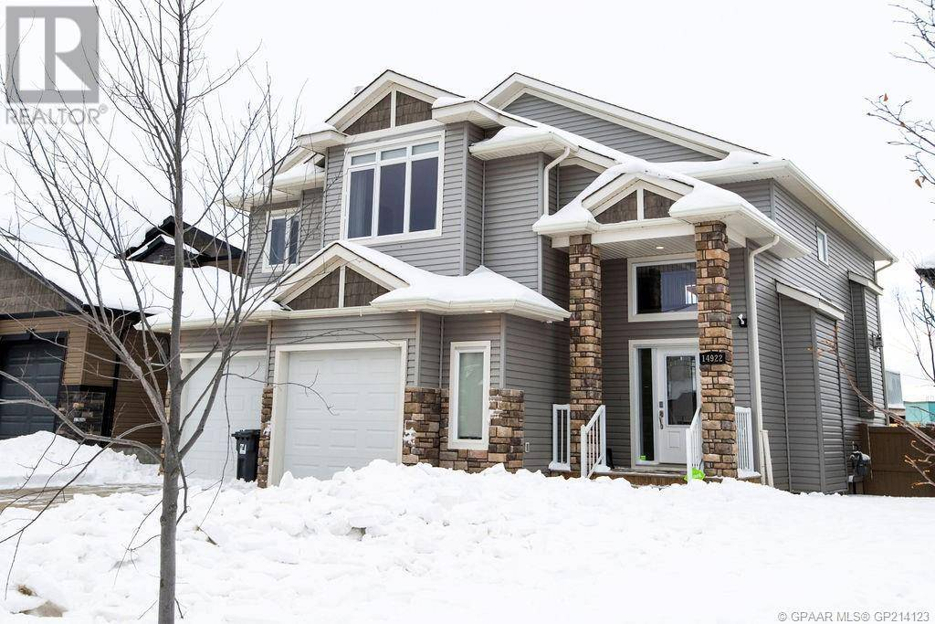 House for sale at 14922 103 St Grande Prairie, County Of Alberta - MLS: GP214123
