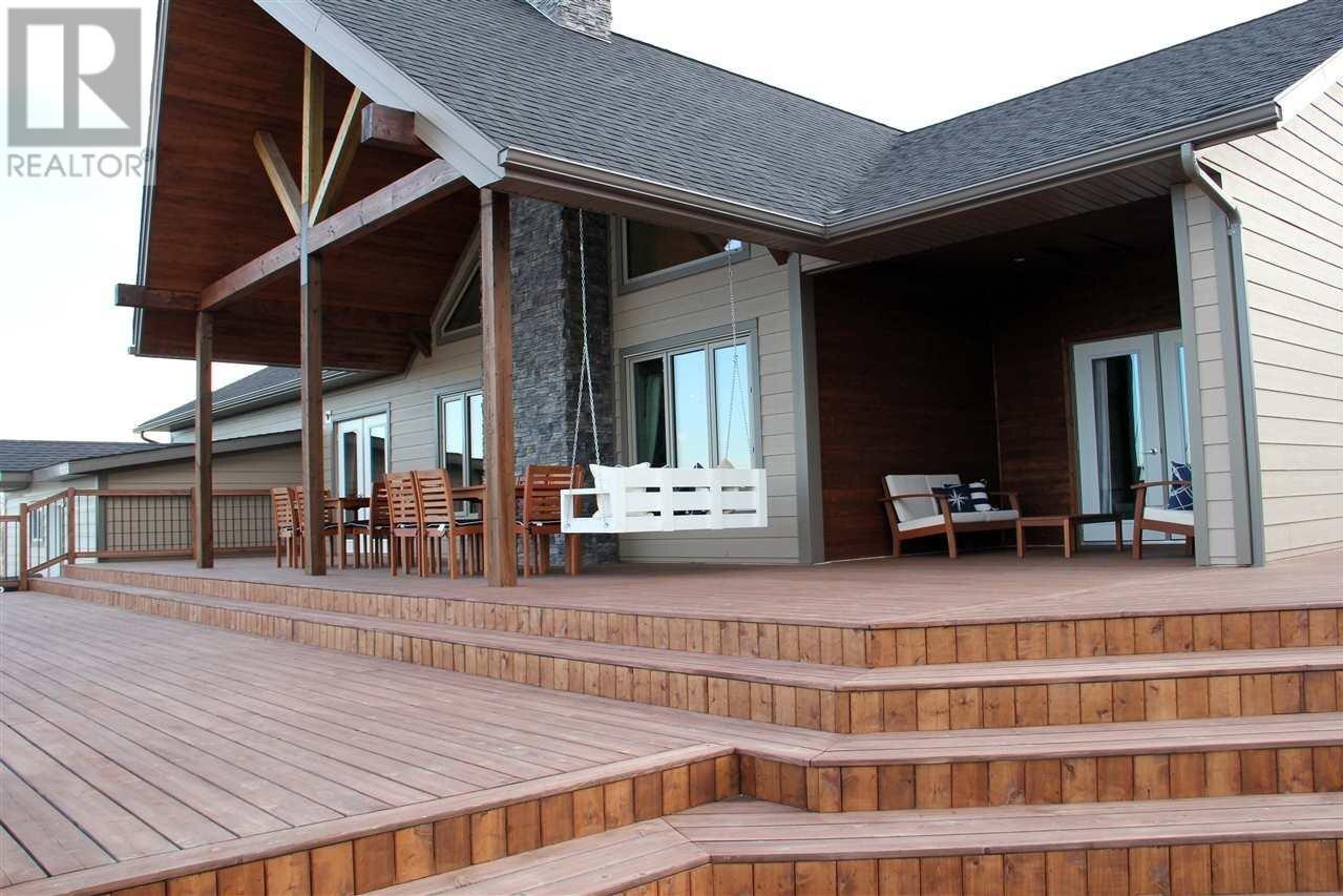 House for sale at 14924 Stoddart Creek Rd Charlie Lake British Columbia - MLS: R2480548