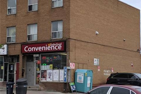 Commercial property for sale at 1493 Eglinton Ave Toronto Ontario - MLS: C4456483