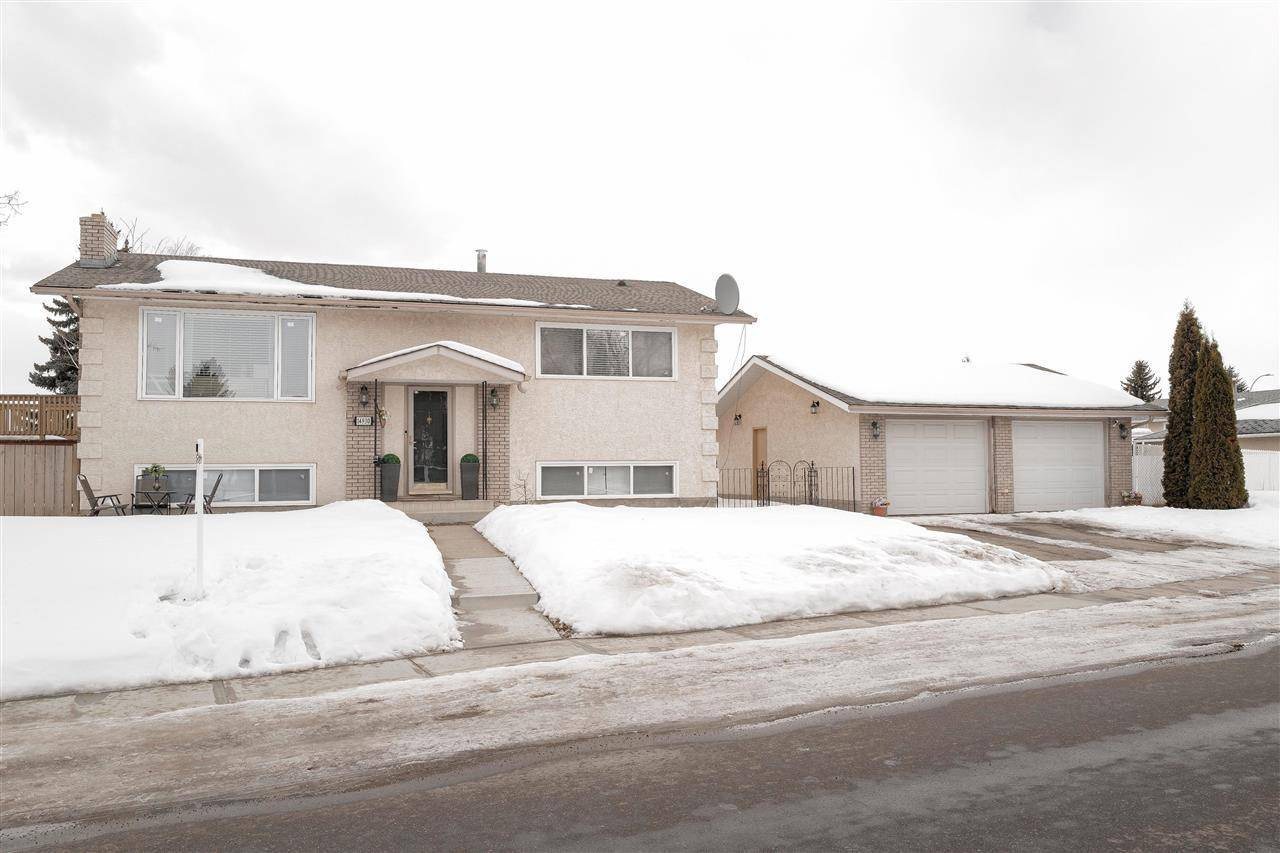 House for sale at 14930 74 St Nw Edmonton Alberta - MLS: E4190186