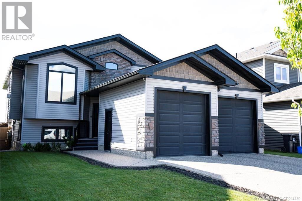House for sale at 14942 103 St Grande Prairie, County Of Alberta - MLS: GP214189