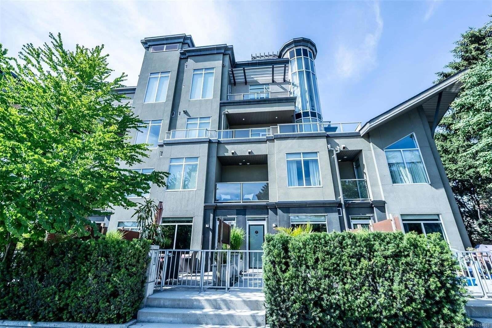 Townhouse for sale at 1495 Graham St Kelowna British Columbia - MLS: 10214018