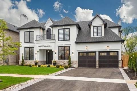 House for sale at 1495 Pembroke Dr Oakville Ontario - MLS: W4633364