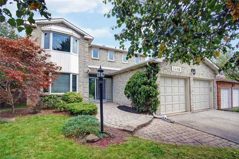 House for sale at 1495 Princeton Cres Oakville Ontario - MLS: W4596740