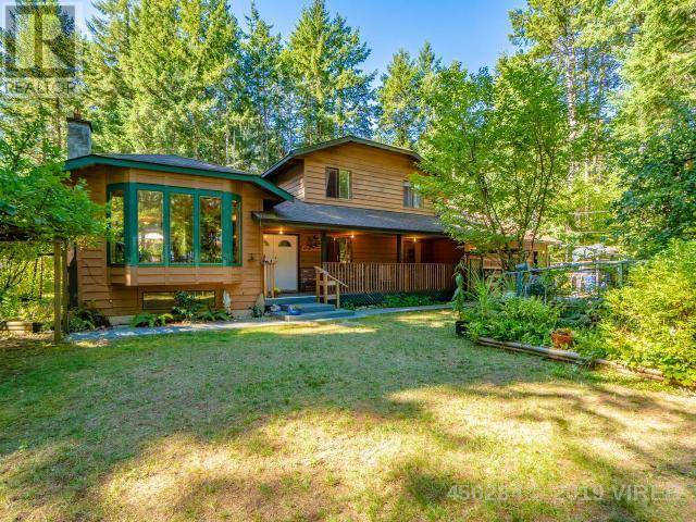 House for sale at 1495 Wild Cherry Te Gabriola Island British Columbia - MLS: 456284