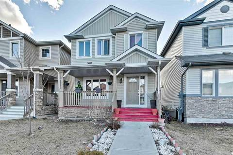 House for sale at 1496 33a St Nw Edmonton Alberta - MLS: E4151435