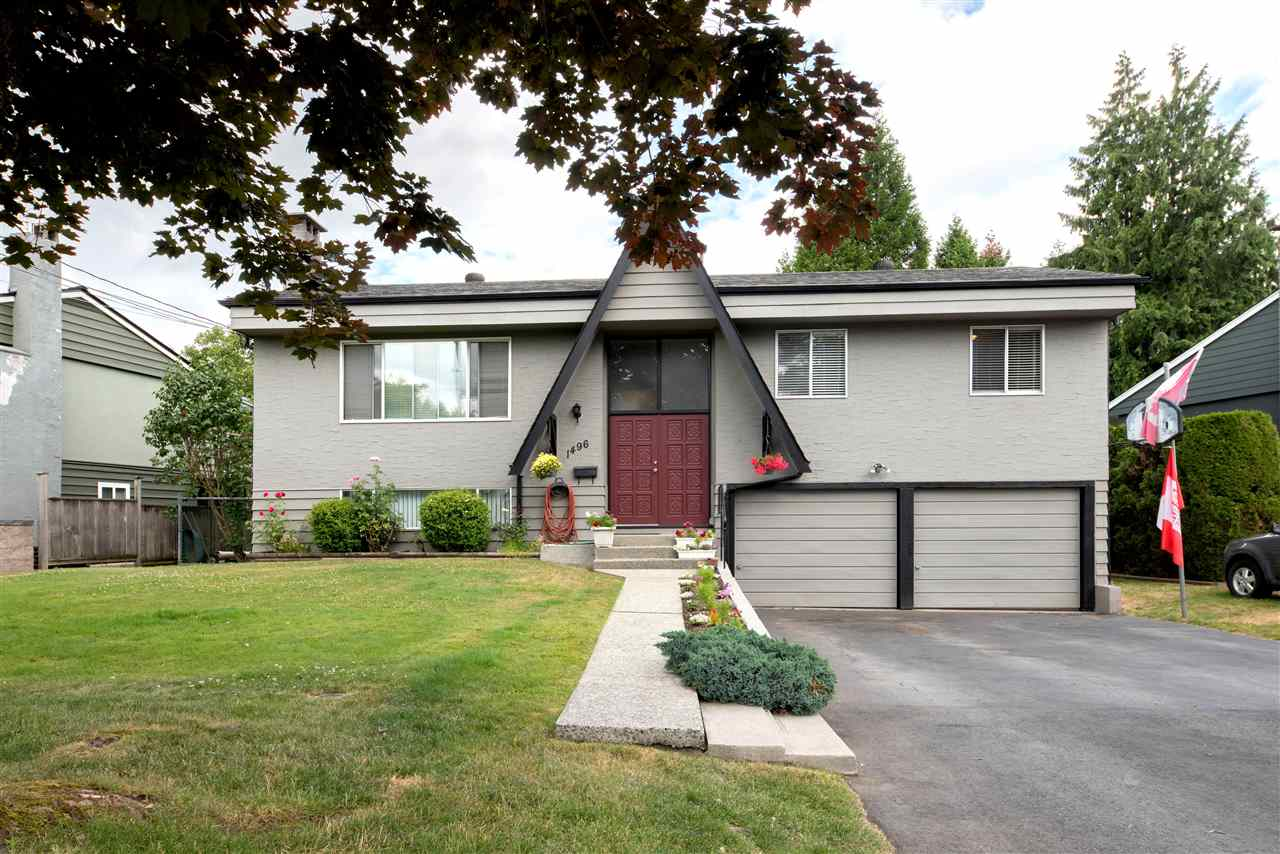 Sold: 1496 Celeste Crescent, Port Coquitlam, BC