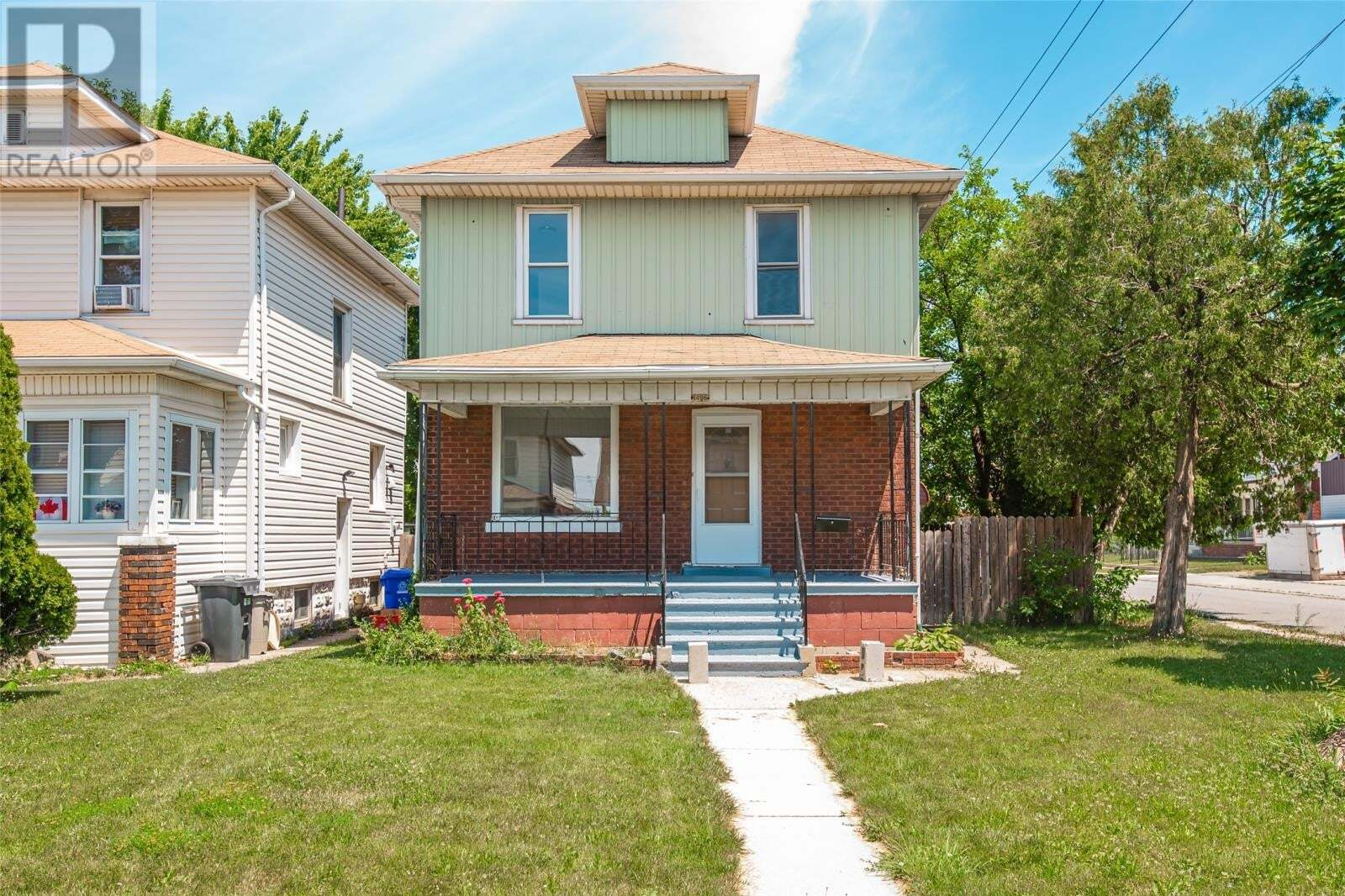 House for sale at 1496 Elsmere  Windsor Ontario - MLS: 20008232