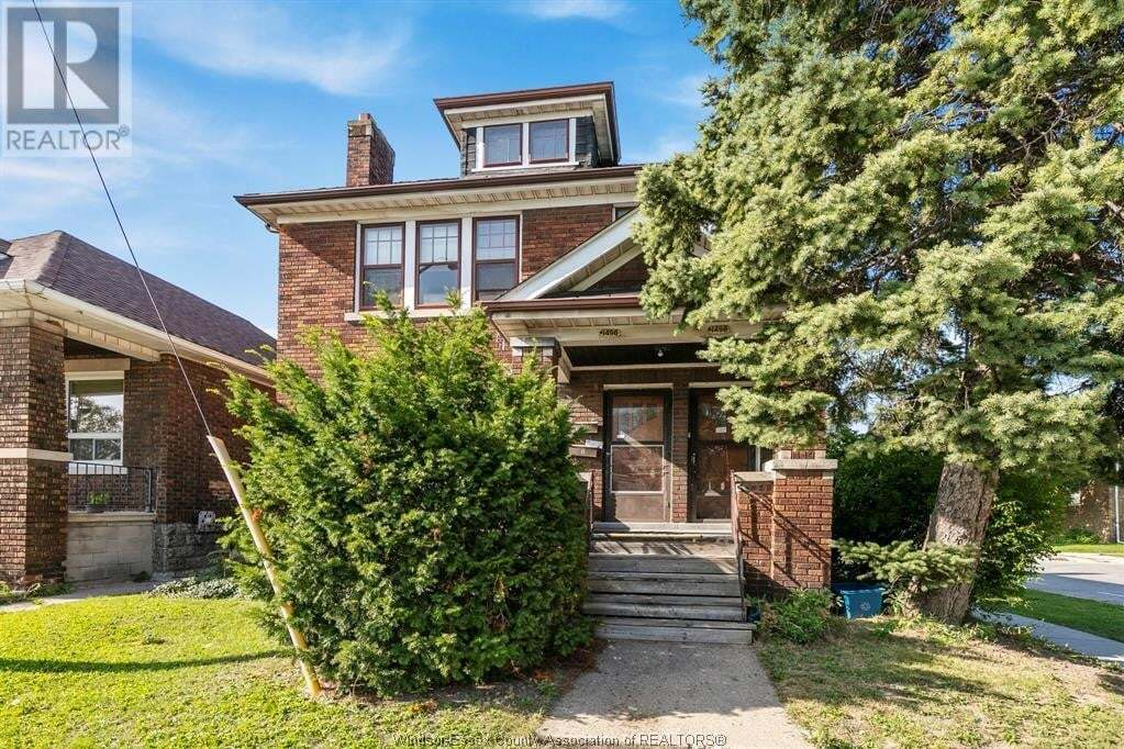 Townhouse for sale at 1496 Giles Blvd East Windsor Ontario - MLS: 20012792