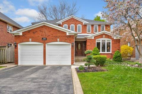 House for sale at 1496 Postmaster Dr Oakville Ontario - MLS: W4504945