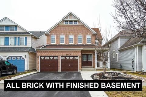House for sale at 1497 Arborwood Dr Oshawa Ontario - MLS: E4415348