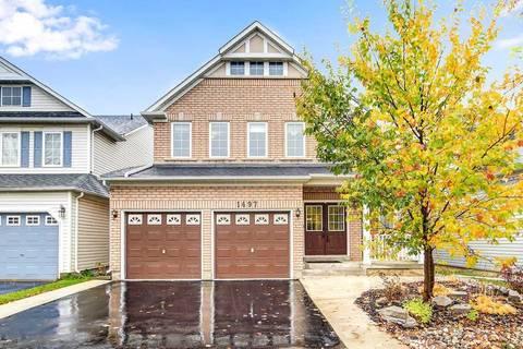 House for sale at 1497 Arborwood Dr Oshawa Ontario - MLS: E4623369