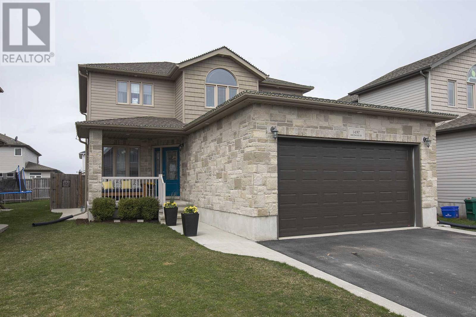 House for sale at 1497 Birchwood Dr Kingston Ontario - MLS: K20002112