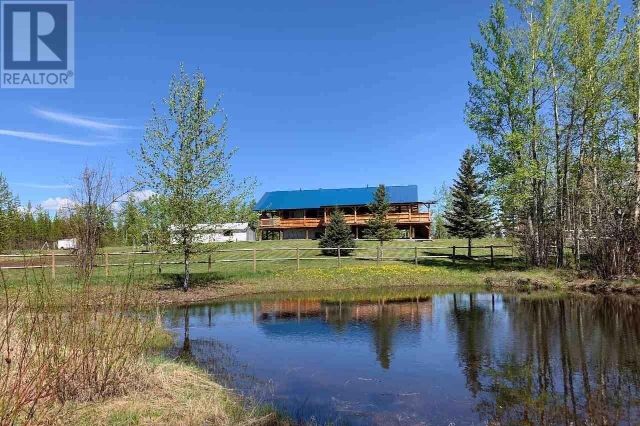 House for sale at 14979 Langston Rd Vanderhoof British Columbia - MLS: R2432057