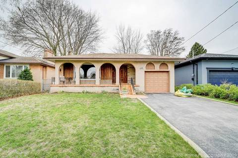 House for sale at 1498 Holburne Rd Mississauga Ontario - MLS: W4436228