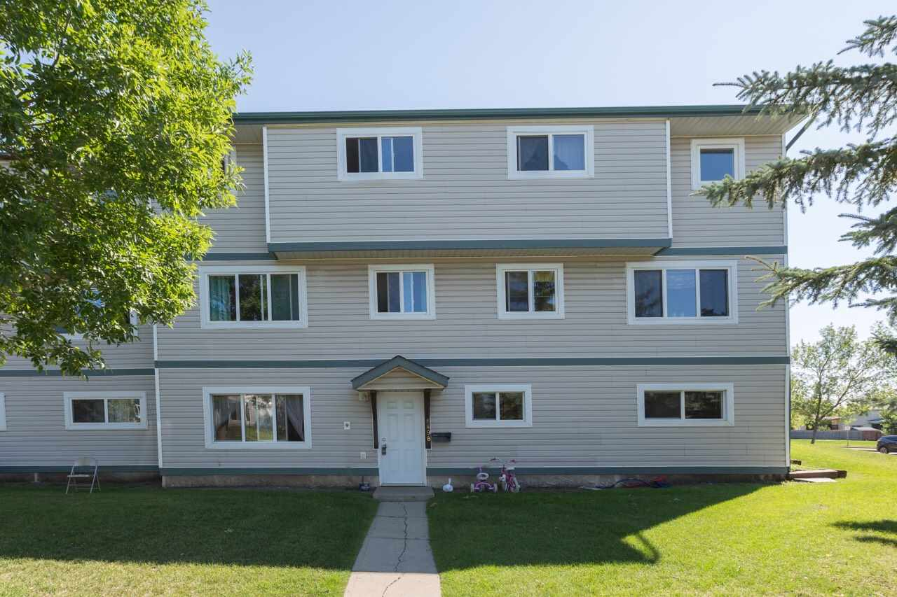 For Sale: 1498 Lakewood Road, Edmonton, AB | 3 Bed, 1 Bath Condo for $144,888. See 25 photos!
