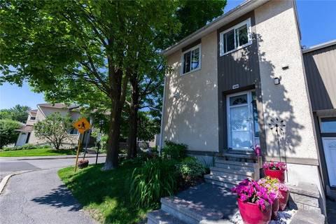 Townhouse for sale at 1498 Lassiter Te Ottawa Ontario - MLS: 1155720