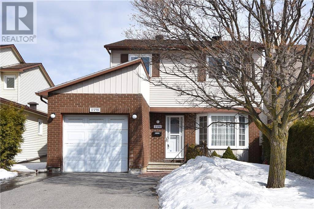 House for sale at 1498 Meadowbrook Rd Ottawa Ontario - MLS: 1186006