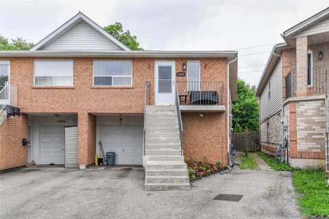 Townhouse for sale at 1498 Paddington Ct Burlington Ontario - MLS: W4805290