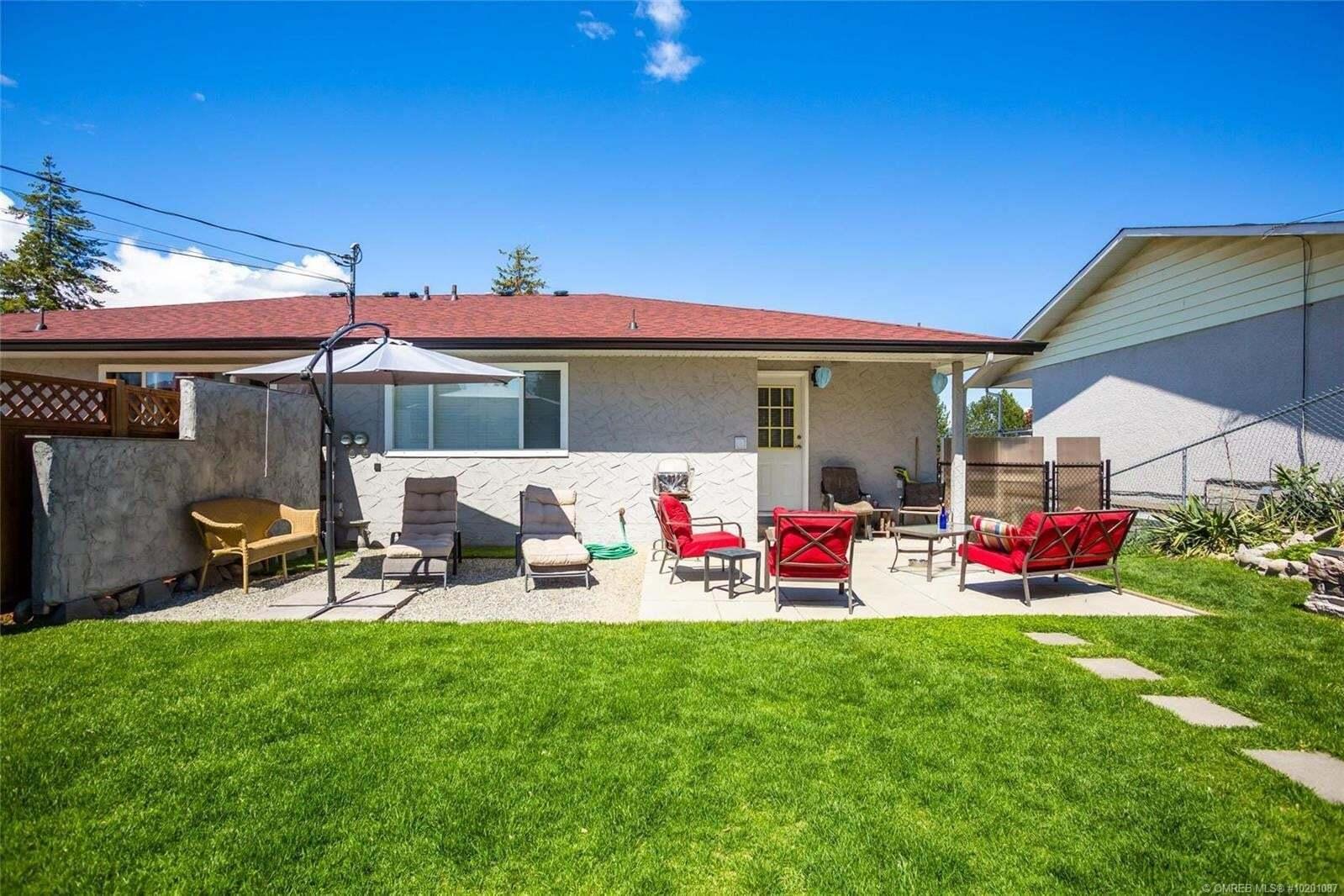 Townhouse for sale at 1499 Bernard Ave Kelowna British Columbia - MLS: 10201087