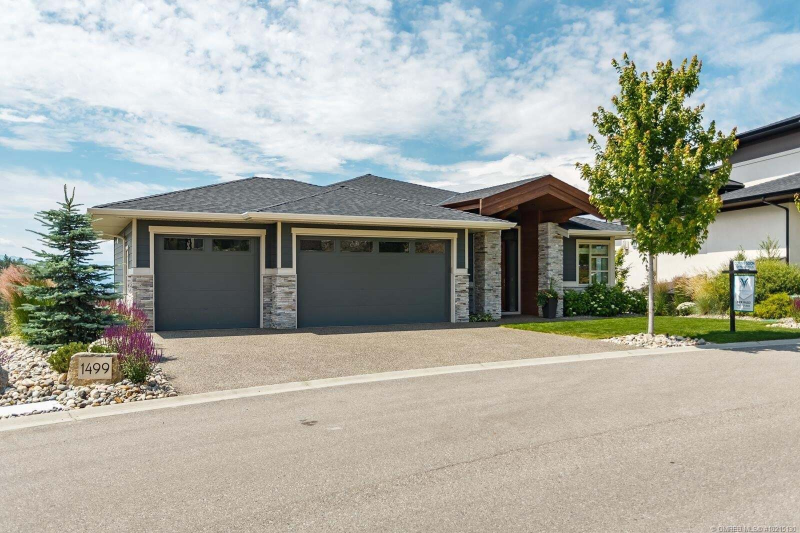House for sale at 1499 Rocky Point Dr Kelowna British Columbia - MLS: 10215130