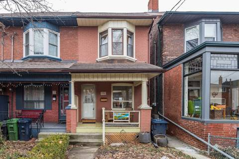 Townhouse for sale at 149 Yarmouth Rd Toronto Ontario - MLS: W4667953