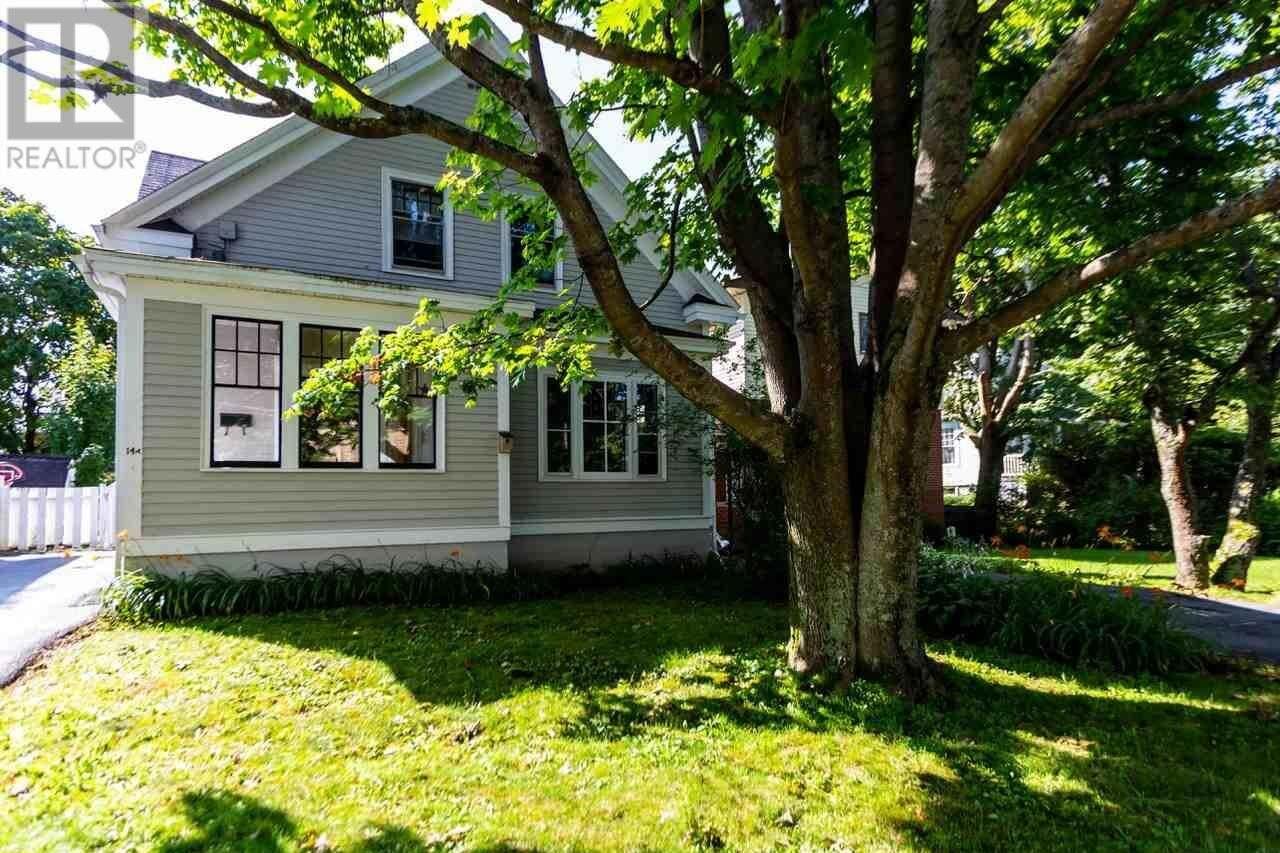 House for sale at 14 Springvale Ave Halifax Nova Scotia - MLS: 202008820