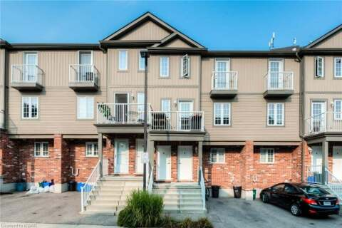 Townhouse for sale at 55 Mooregate Cres Unit 14B Kitchener Ontario - MLS: 40022009