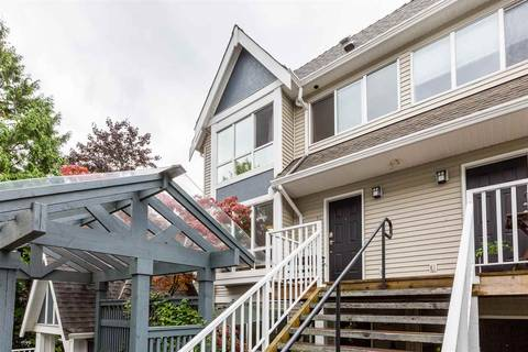 Townhouse for sale at 1005 Lynn Valley Rd Unit 15 North Vancouver British Columbia - MLS: R2433911
