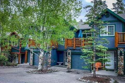 Townhouse for sale at 1022 Rundleview Dr Unit 15 Canmore Alberta - MLS: C4303379