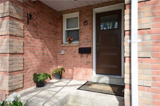 For Sale: 1039 Cedarglen Gate, Mississauga, ON   3 Bed, 4 Bath Home for $579,999. See 19 photos!