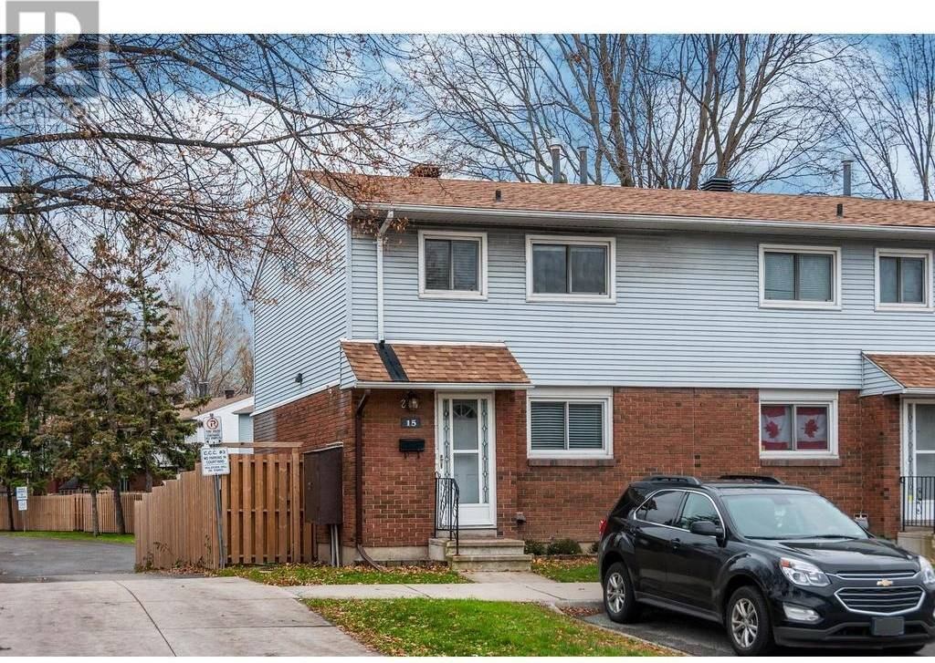 Townhouse for sale at 1045 Morrison Dr Unit 15 Ottawa Ontario - MLS: 1173996