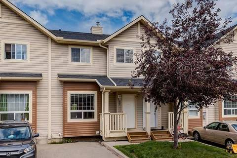 Townhouse for sale at 111 Tarawood Ln Northeast Unit 15 Calgary Alberta - MLS: C4288244