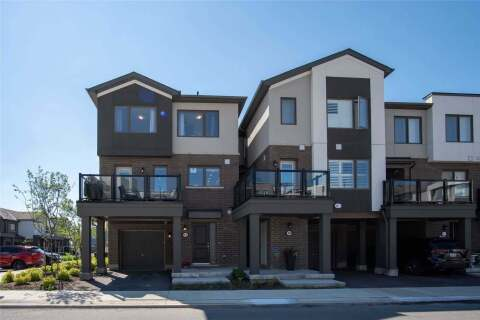 Townhouse for sale at 1125 Leger Wy Unit 15 Milton Ontario - MLS: W4814077