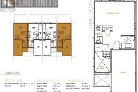 House for sale at 1159 Duke St Unit 15 Cambridge Ontario - MLS: 30704767