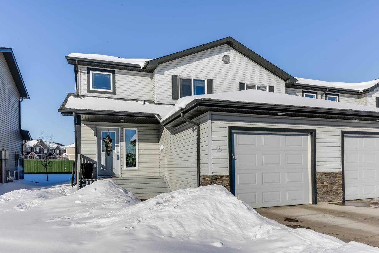 Townhouse for sale at 13838 166 Ave Nw Unit 15 Edmonton Alberta - MLS: E4181458