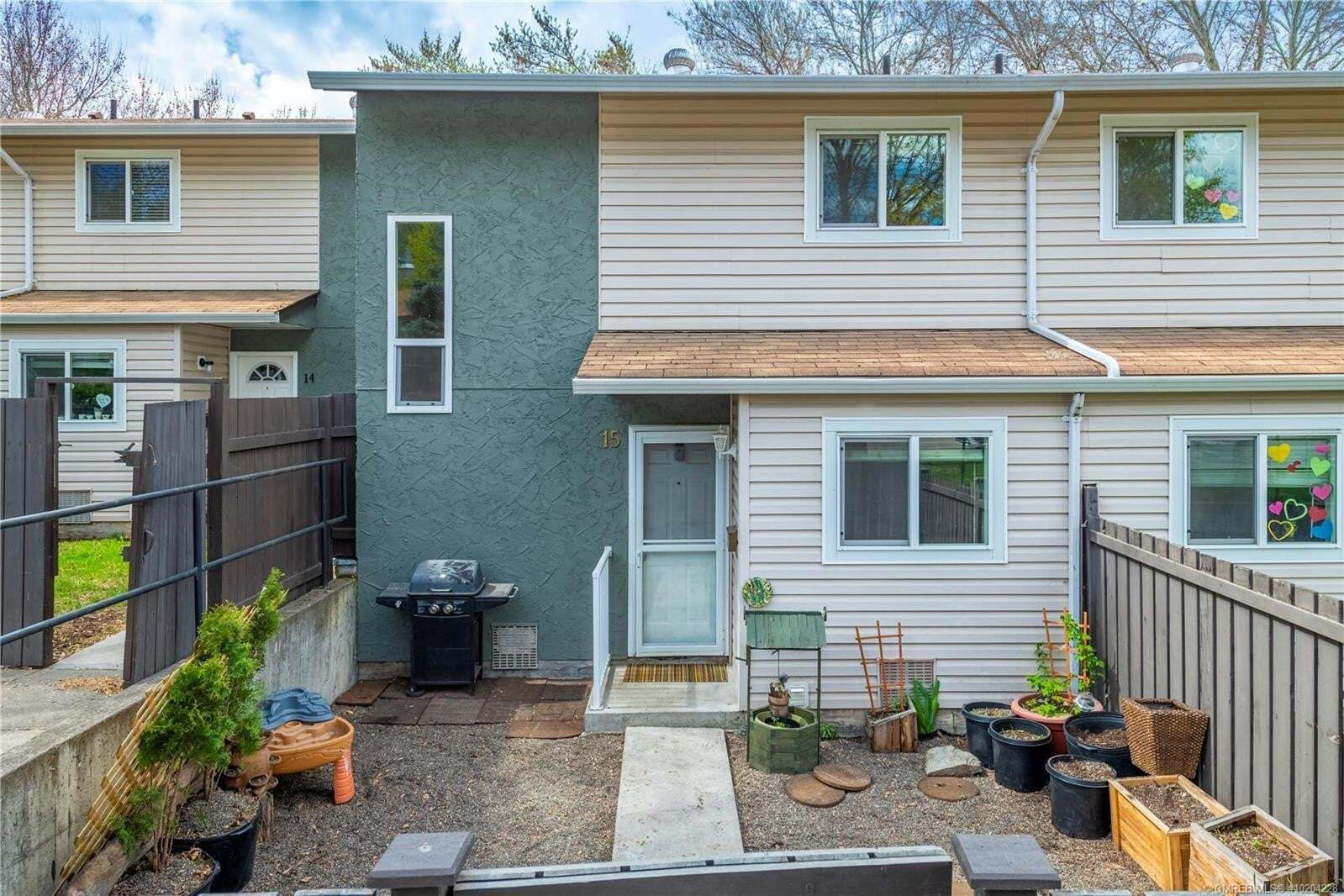 Townhouse for sale at 1809 40 Ave Unit 15 Vernon British Columbia - MLS: 10204228