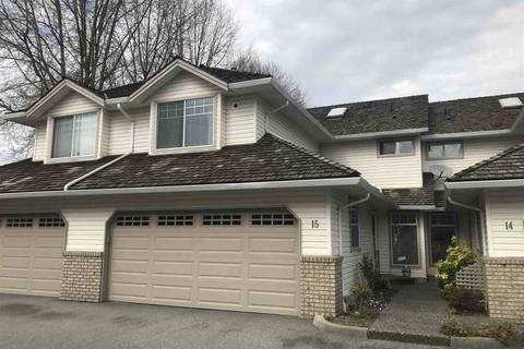 Townhouse for sale at 19051 119 Ave Unit 15 Pitt Meadows British Columbia - MLS: R2351302