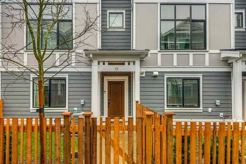 Townhouse for sale at 19133 73 Ave Unit 15 Surrey British Columbia - MLS: R2443881