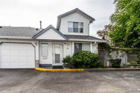 Townhouse for sale at 19171 Mitchell Rd Unit 15 Pitt Meadows British Columbia - MLS: R2411209
